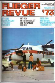 Flieger-Revue. Ausgabe 1/239 bis 12/250 '73. (Jahrgang 1973)