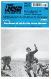 Ein General stirbt für seine Armee